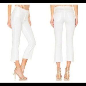 MOTHER crop jeans